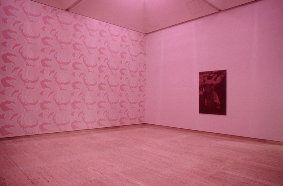 Lynne Roberts-Goodwin: 10. agnsw_blindfold_gallery INSTALLATION