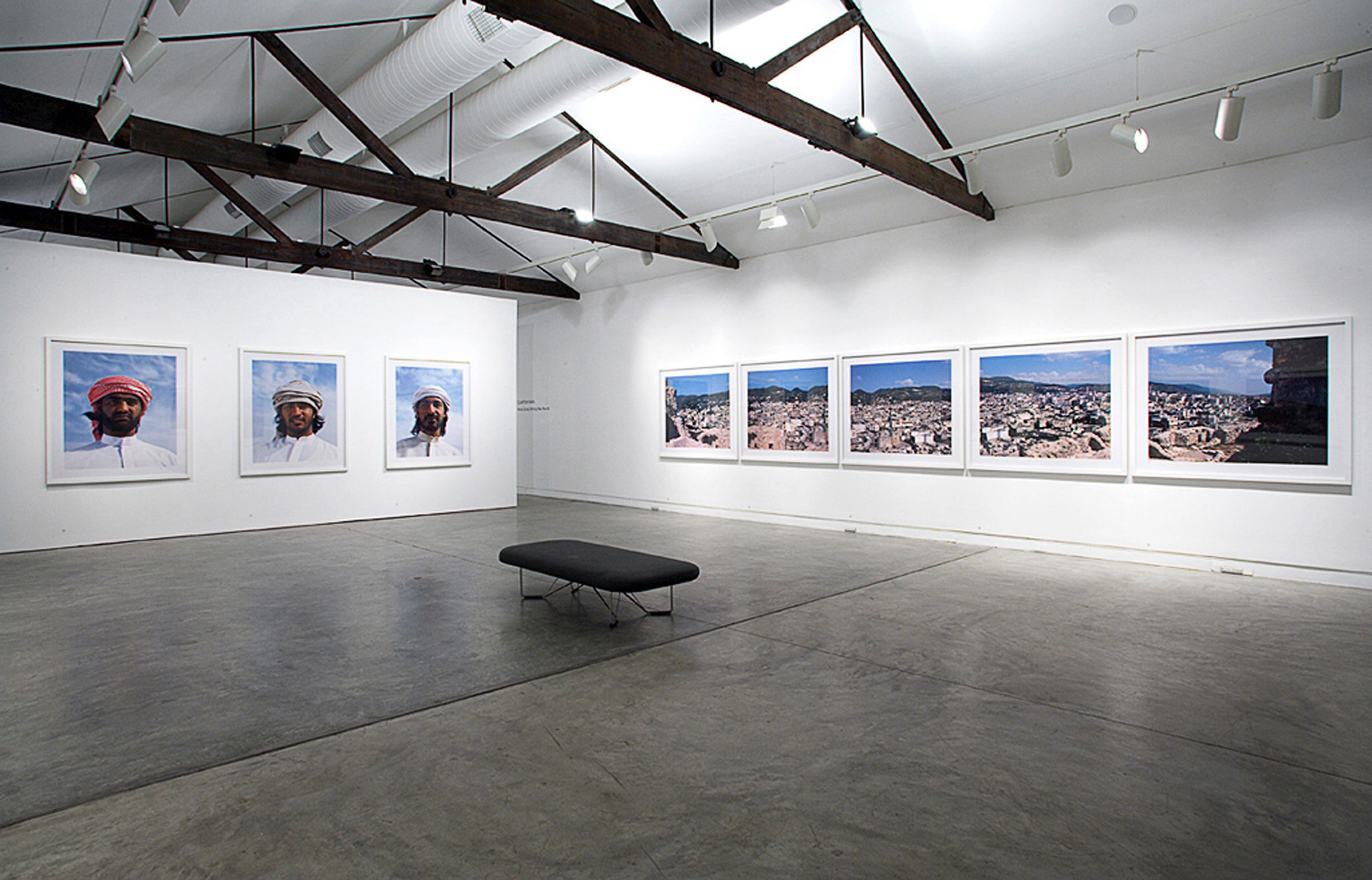 Lynne Roberts-Goodwin: 7 [gallery view] SHERMAN Galleries installation view_RANDOM ACTS