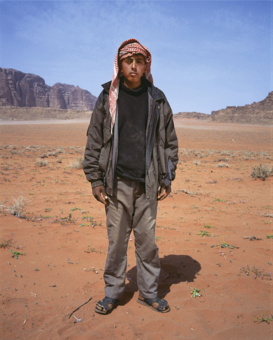 Lynne Roberts-Goodwin: 8. Petrol Boy Yousef_DISAPPEARING ACT series
