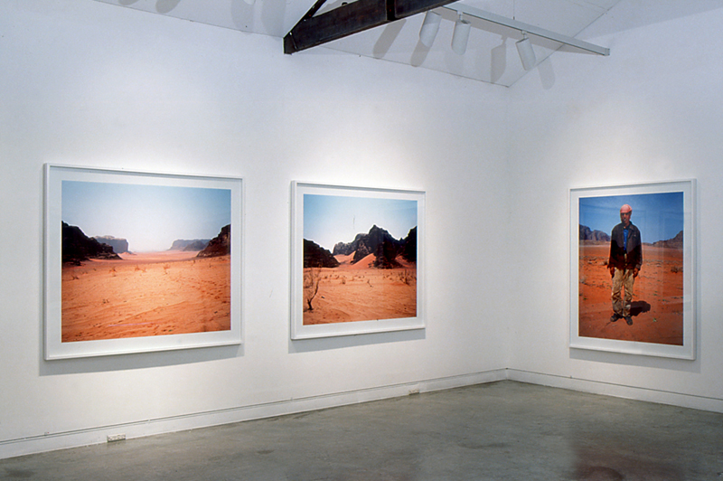 Lynne Roberts-Goodwin: 8 [gallery view] SHERMAN Galleries installation view_Disappearing Act