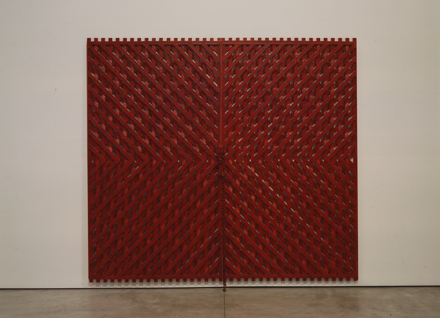 Hilarie Mais, Doors, the Maze, 1986