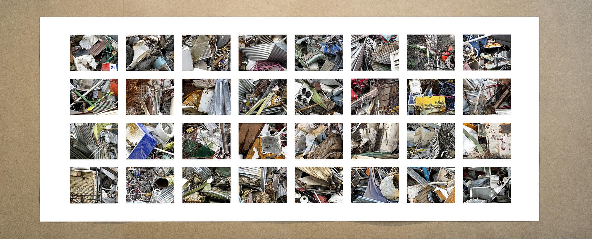 Geoff Kleem, International Trash (B), 2014