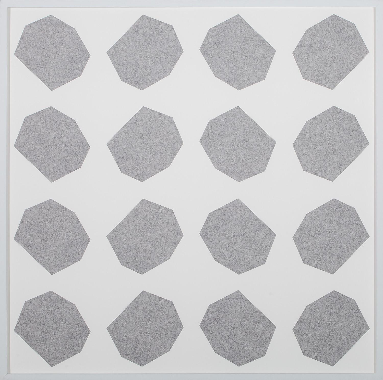 Helga Groves, Lithic (topology series) #2, 2014